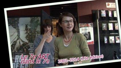 13e Festival Le 7e art dans le 7e