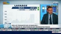 Tendances sur les marchés: les mauvais chiffres du PIB plombent les marchés: Jean-François Bay, dans Intégrale Bourse – 19/05