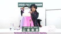 [TEPPEN] 37th Sousenkyo Appeal - Yamao Rina
