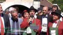Vins du Bugey 2014: le geste inaugural