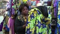 Tissus africains de Paris - Ojabtex