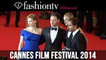 Cannes Day 4 ft Red Carpet ft Jessica Chastain, James McAvoy, Amira Casar, Gaspard Ulliel  FashionTV