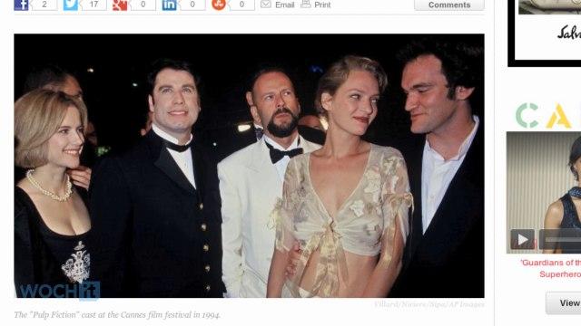 Cannes: Quentin Tarantino, Uma Thurman To Host 'Pulp Fiction' Screening