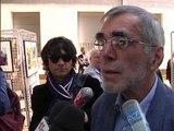 Cérémonie d'hommage à Camille Lepage: son père témoigne - 19/05
