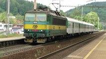 Lokomotiva 163 215-7 - Ústí nad Orlicí město, 19.5.2014 HD