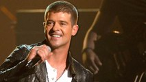 Robin Thicke Sings For Paula Patton – Billboard Music Awards 2014