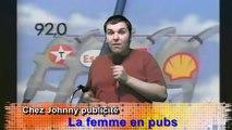 Chez Johnny Publicité - Épisode 41 - Image de la femme dans la publicité