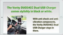 A Mobile Warrior's Best Friend – The Vority DUO34CC Dual USB Car Charger