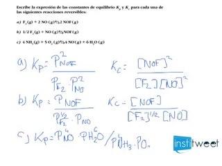 Ejercicio resuelto de Cálculo de las concentraciones