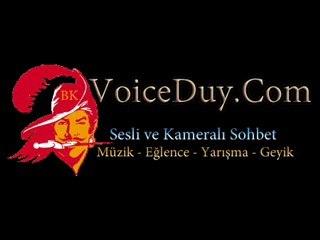 SesliDuy.Voice-Duy.Com - Canlı Kameralı Web Cam Sohbet Sitesi