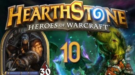 German Let's Play: Hearthstone Heroes of Warcraft, Jäger, Part 10
