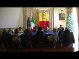 Napoli - Assegnati i primi beni confiscati alla criminalità organizzata (19.05.14)