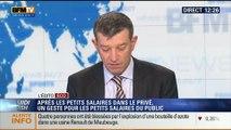 L'Édito éco de Nicolas Doze: Baisse des charges salariales: après le privé, c'est au tour des fonctionnaires - 20/05
