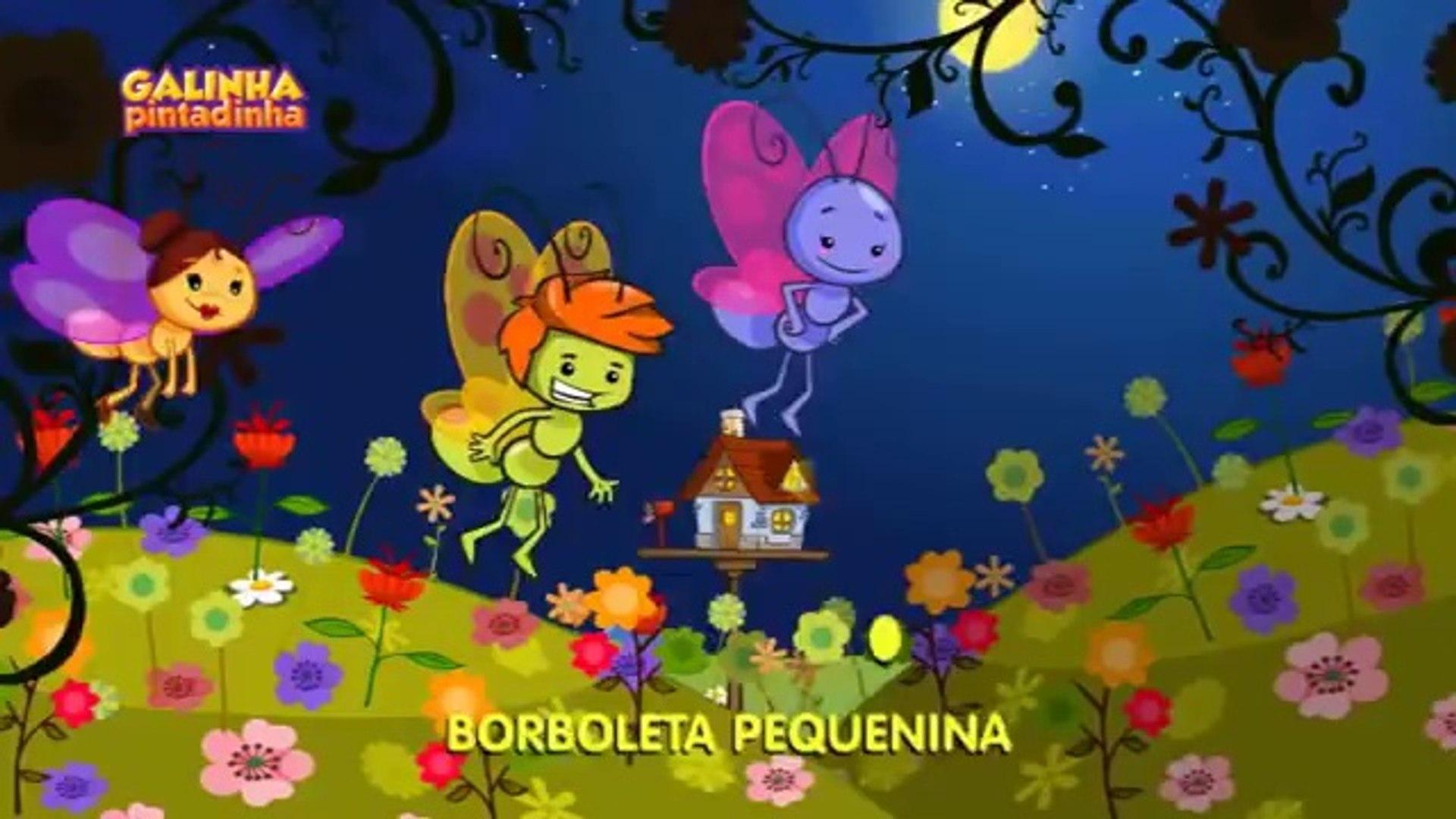 PEQUENINA BAIXAR MUSICA BORBOLETA