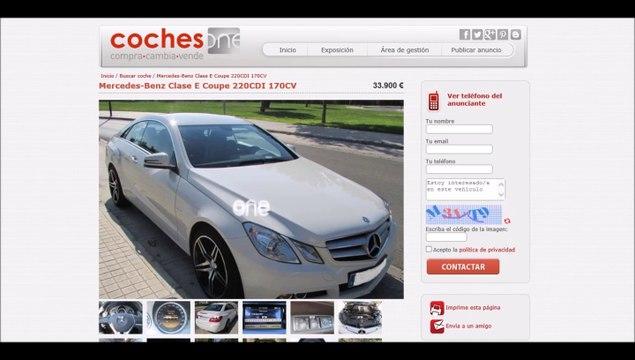 ¿Vendes tu coche? publicalo en Coches one