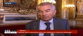 des sénateurs UMP soupçonnés de détournements de fonds publics 20 05 2014