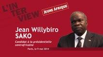 """Jean Willybiro Sako : """"Il ne peut pas y avoir de communauté centrafricaine sans les Musulmans"""""""