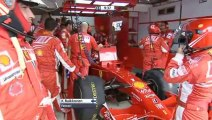 F1 - German GP 2008 - Qualifying (Q2&Q3) - ITV