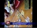 Abuela, madre e hija fueron detenidas por comercializar drogas en SJL