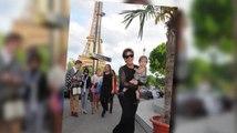 Kourtney und Kris genießen Vor-Hochzeits-Spaß auf der Kirmes