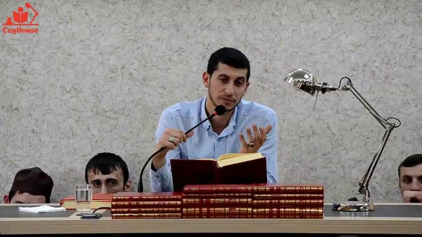 Çay House Açılış Konuşması - Serkan Aktaş