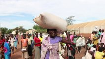 WFP launches major airlifts, airdrops for S.Sudan camps
