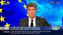 """Le Soir BFM: Européennes: Jean-Luc Mélenchon veut """"changer le monde"""" - 20/05 1/4"""
