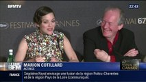 Le Soir BFM: Festival de Cannes: l'actrice oscarisée Marion Cotillard a foulé le tapis rouge - 20/05 2/4