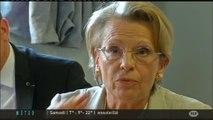 Européennes : Michèle Alliot-Marie contre le système de vote