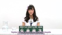 [TEPPEN] 37th Sousenkyo Appeal - Yagura Fuuko