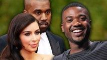 Ray J Gives Kim Kardashian Sex Tape Money As WeddingGift