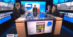 Politique Matin : Xavier Bertrand, député UMP de l'Aisne, ancien ministre