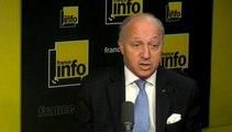 """Laurent Fabius : """"Leonarda et sa famille ne reviendront pas en France"""""""