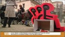 Accessibilité: mobilisation de l'APF
