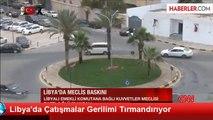 Libya'da Füzeli Saldırı: 1 Ölü, 5 Yaralı