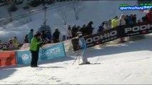 32° edizione del Pinocchio sugli Sci 2014 slalom gigante categoria cuccioli1