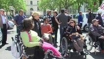 Célà tv Le JT - L'APF réclame plus d'effort pour l'accessibilité