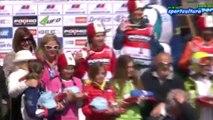 32° edizione del Pinocchio sugli Sci 2014 premiaziono slalom gigante categoria cuccioli1