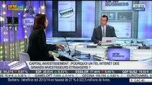 Capital-investissement: quel est le niveau de présence des investisseurs étrangers en France?: Agnès Nahum, dans Intégrale Placements – 21/05