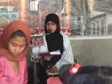 Sonya Rasool Majlis 15 Rajab 2014 Karpala Tandlianwala Faisalabad