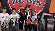 Vans Pool Party Pro Division - TransWorld SKATEboarding