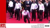 VIDÉO - Festival de Cannes 2014 : Ryan Gosling et Marion Cotillard font vibrer la Croisette
