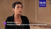 Ruptures de stock - Interview de Nathalie Le Meur