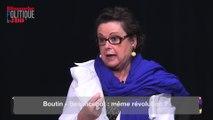 """Christine Boutin: """"On est prêt à faire la révolution"""" avec le Front de gauche et le NPA"""