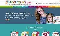 Tutoriel de présentation Maxicours.com