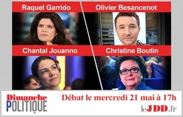 Européennes: l'intégralité du débat entre Jouanno, Garrido, Boutin et Besancenot