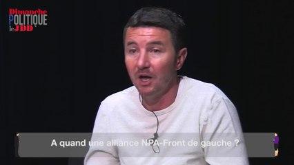 Quand Besancenot regrette l'absence d'accord avec le Front de gauche