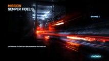 Battlefield 3 Premium Edition - Mission 01 Semper Fidelis - Gameplay PlayStation 3