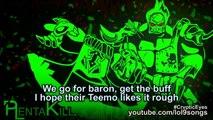 PlentaKill - Cryptic Eyes (3 Doors Down - Kryptonite LoL Parody) PLK