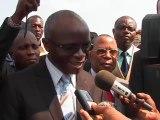 Transport : arrivée à Kinshasa de 78 nouveaux bus du gouvernement destinés aux privés